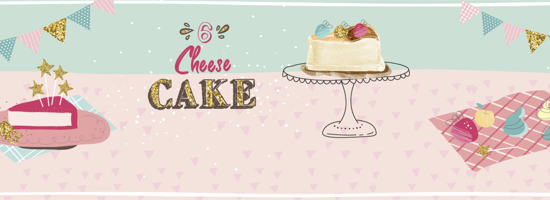 Seis Cheesecake de Aliter Dulcia (Y seis recetas más para triunfar)
