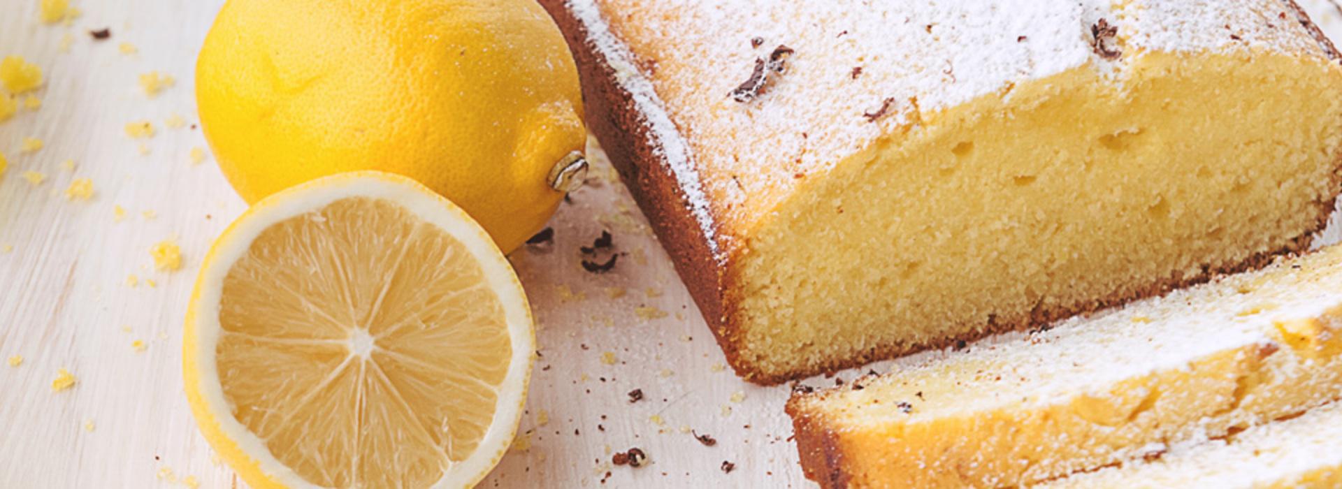 Postres de limón con AD